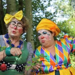 les cueilleuses clownesques